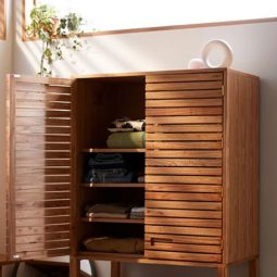 Multi use wooden Store for Home