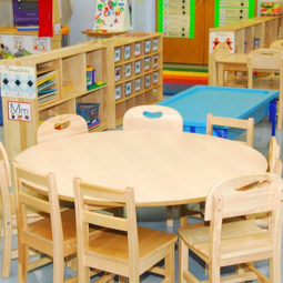 play school kids class room furniture
