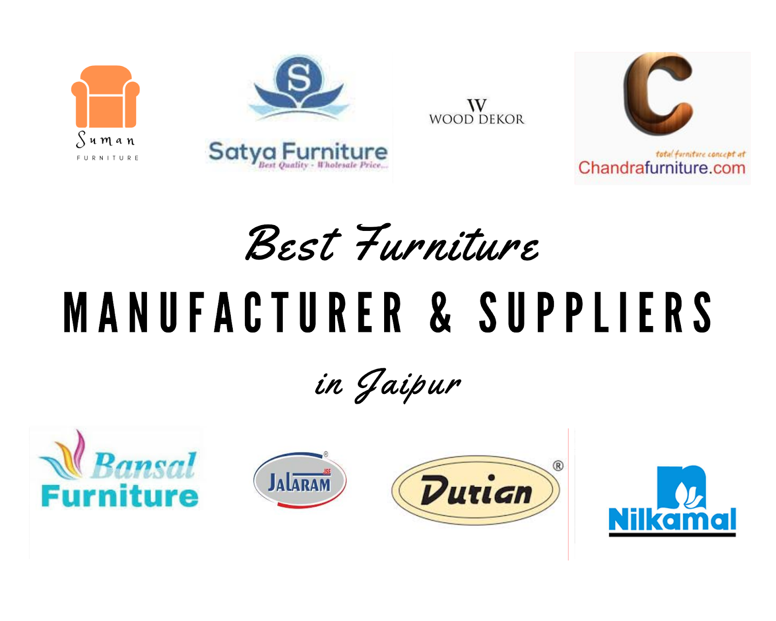 Top 11 Furniture Shops in Jaipur | Best Furniture Market in Jaipur