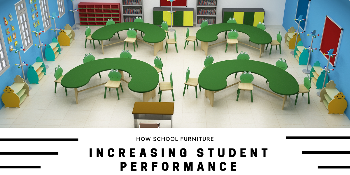 how school furniture increases student performance