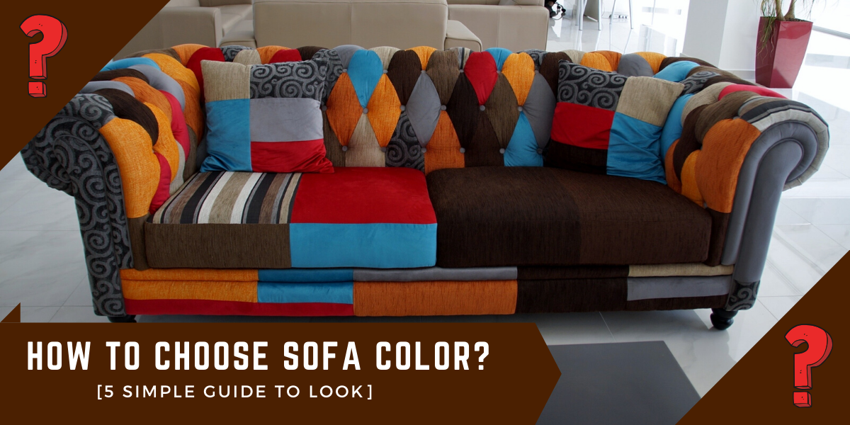 how to choose sofa color