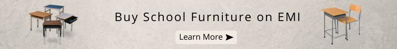 buy school furniture on emi