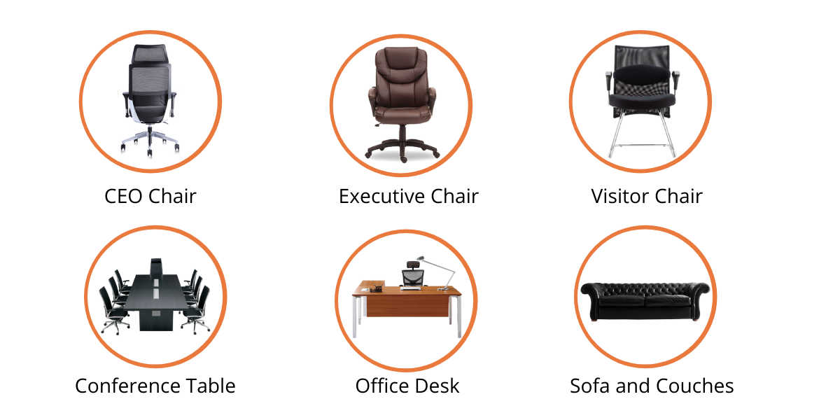 Office Furniture offered by suman furniture